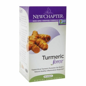New Chapter Turmeric Force, Softgels, 120 ea