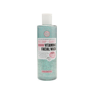 Soap and Glory Face Soap and Clarity 3in1 Daily Detox Vitamin C Facial Wash 11.8 oz