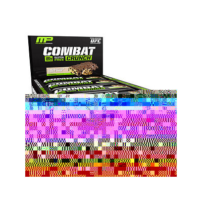Muscle Pharm Combat Crunch Chocolate Chip Cookie Dough
