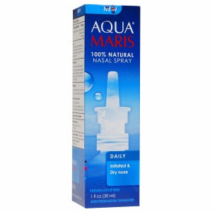 Aqua Maris 100% Natural Nasal Spray, Daily, 1 fl oz