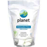 Planet DISHWSHR PACS, AUTO, CLEAR, (Pack of 12)