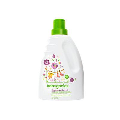 Babyganics Laundry Detergent, Lavender, 35 oz