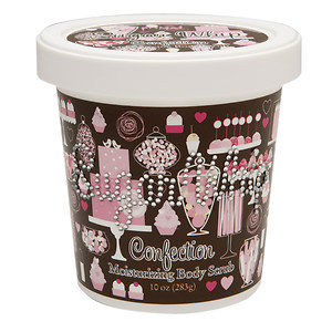 Primal Elements Sugar Whip Moisturizing Body Scrub, Confection, 10 oz
