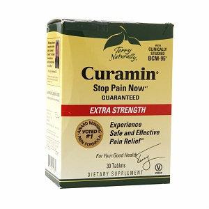 Europharma Terry Naturally Terry Naturally Curamin Extra Strength, Tablets, 30 ea