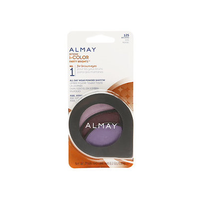 Almay Intense i-Color Evening Smoky All Day Wear Powder Shadow, Browns, .2 oz