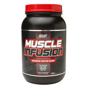 Nutrex Research Muscle Infusion Vanilla 2 lbs