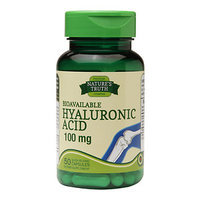 Nature's Truth Hyaluronic Acid 100 mg 50 Capsules