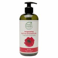 Petal Fresh Pure Bath & Shower Gel, Tea Tree, 16 fl oz