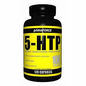 Primaforce 5-HTP - 120 Vegetarian Capsules