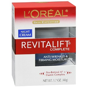 L'Oréal Paris Revitalift Complete Anti-Wrinkle & Firming Moisturizer Night Cream