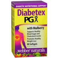 Diabetex Diabetic Dietary Supplement Softgels