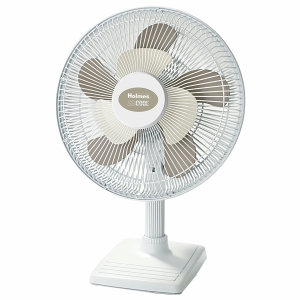 HOLMES 2Cool Personal Oscillating Table Fan, 12
