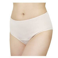 Fannypants Ladies Confi Period Panty, Nude, Large, 1 ea