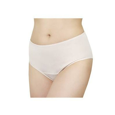 Fannypants Ladies Confi Period Panty, Nude, Large, 1 ea