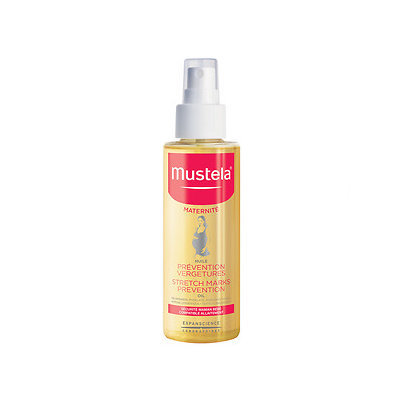 Mustela® Stretch Mark Prevention Oil
