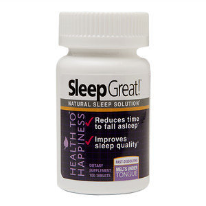 The Swedish Diet - Health to Happiness Sleep Great - 100 Tablets