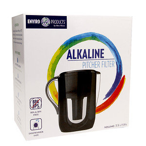 30040 New Wave Enviro Alkaline Pitcher System