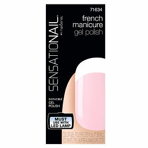 Sensationail By Nailene French Manicure Gel Polish