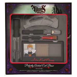 Wet 'n' Wild Wet n Wild Disney Villains Perfectly Arched Evil Brow Eyebrow Kit, Evil Queen, 1 ea