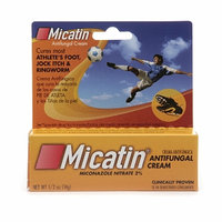 Micatin Antifungal Cream, .5 oz
