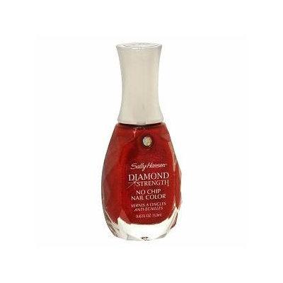 Sally Hansen Diamond Strength Nail Color - Red Velvet