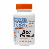 Doctor's Best Bee Propolis 500 mg, Veggie Capsules