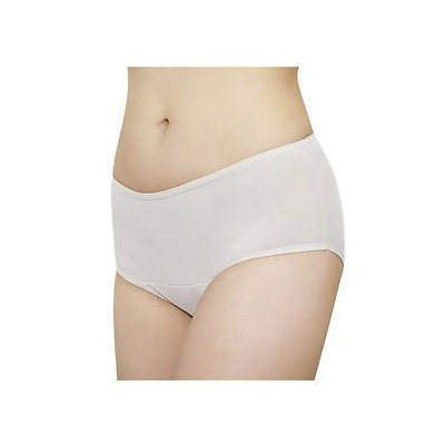 Fannypants Ladies Freedom Plus Incontinence Briefs, Nude, Medium, 1 ea