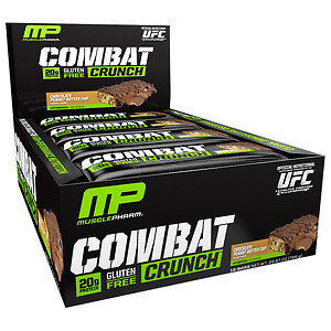 Muscle Pharm Combat Crunch Chocolate Peanut Butter Cup