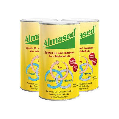 Almased All Natural Diet Shake, 3 pk, 29.33 oz
