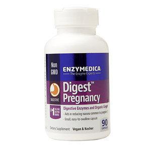 Enzymedica - Digest Pregnancy - 90 Vegetarian Capsules