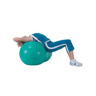Sivan Health And Fitness Peanut Exercise Ball, 45 x 90cm, Green, 1 ea