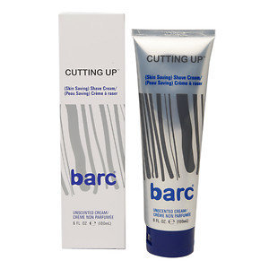 Barc Cutting Up, Skin Saving Shave Cream, Unscented, 6 oz