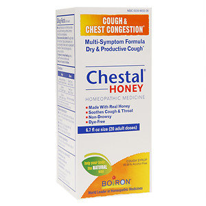 Boiron Chestal Adult Honey, 6.7 oz