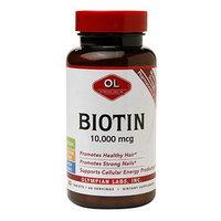 Olympian Labs Biotin 10,000 mcg, Tablets, 60 ea