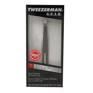 Tweezerman G.E.A.R. Slant Tweezer, 1 ea