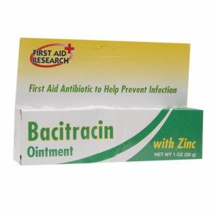 Health & Beauty Bacitracin Antibiotic Ointment 1oz Tube 6468