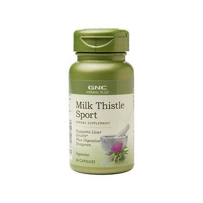 Gnc Herbal Plus Formula GNC Herbal Plus Milk Thistle Sport