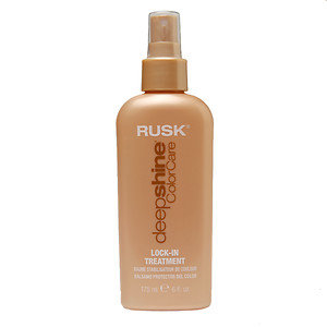 Rusk Deepshine Color Care Lock-In Treatment, 6 OZ