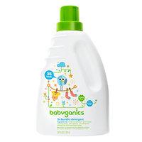 Babyganics Laundry Detergent, Fragrance Free, 35 oz
