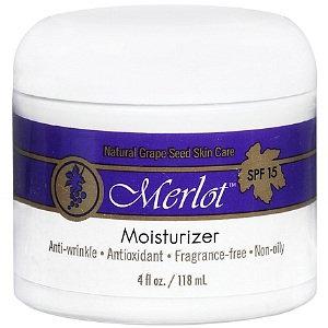 Merlot Moisturizer Cream SPF 15