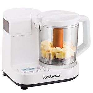 Baby Brezza Food Blender and Processor White