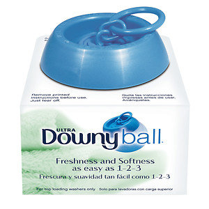 Downy Ball Automatic Dosing Dispenser, 1 ea