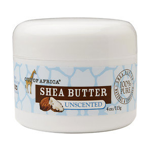 Out Of Africa Shea Butter Unscented 4 oz - Vegan