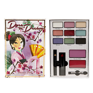 Disney Dare To Dream Beauty Book, Mulan, 1 ea