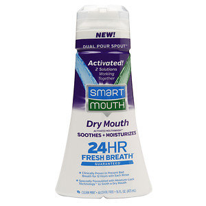 SmartMouth Dry Mouth Mouthwash, Mint, 16 oz