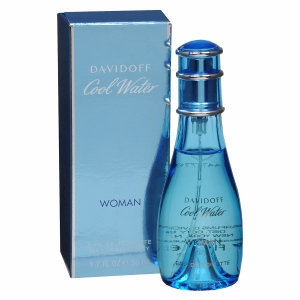 Davidoff Cool Water for Women Eau de Toilette Natural Spray