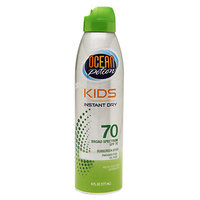 Ocean Potion Suncare Kid Instant Dry Sunscreen Spray, SPF 70, 6 oz