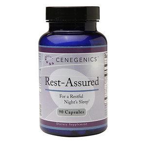 Cenegenics Rest-Assured, Capsules, 90 ea