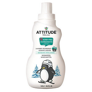 Attitude Little Ones Laundry Detergent 1.05L (35 Load) Pear Nectar