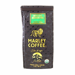 Marley Coffee COFFEE, GROUND, MYST MORN, (Pack of 8)